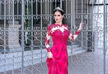 Fizah Sajuna - The Red Collections by Yaz Photography