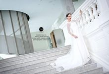 Fizah Sajuna - The White Collections by Yaz Photography