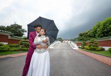 The Wedding of Rasyid & Fitria by Yaz Photography