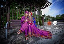 The wedding of Fahmi & Irshada by Yaz Photography