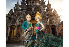 Dika & Ita Payas Bali by Gungde Photo