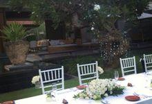 Dinner Reception by Fairmont Sanur Beach Bali