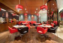 Oopen Restaurant by IBIS BANDUNG TRANS STUDIO