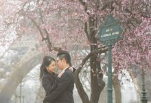 Genevis & Daryl Destination Pre Wedding Fusion by IrisWave