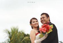 Wawan - Jessica Pre-Wedding by Divinia Photography