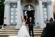 Wedding of Dominika & Eugen by Chris Yeo Photography
