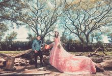 Bayu & Riris Prewedding by Donjuan Photography