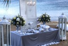 Beach Wedding at Mykonos by Dreams In Style