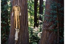 Wedding in the forest of the Santa Cruz Mountains by Stereo Photo Album
