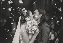 Drew and Iza Wedding by The Gallery Photo