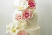 Sugar floral Simplicity by Carousel Moments