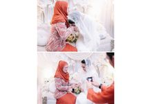 Nurdya & Firdaus by Viscaria Pictures