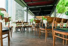 Modern Botanic at Harrys Alfresco by Harry's