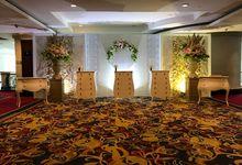 The wedding of Tanti & Ardi  22 April 2017 by eL Royale Hotel Bandung d/h Grand Royal Panghegar