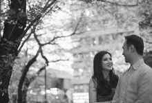 Tokyo Engagement Session by Clockwise Pictures