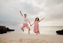 Pre-Wedding of He Hai Xin & She Xiao Ling by Bali Amazing Wedding by Bali Amazing Wedding