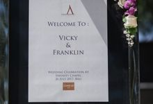 The Wedding of Vicky and Franklin by Bali Amazing Wedding
