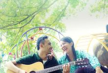 Prewedding Nova & Rizka by Studio 17