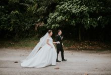 Wilson & Ashley by Edmond Loke Photography