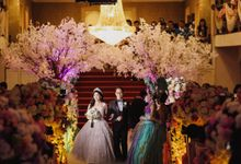 Wedding Wie Ming & Yuanita by Chronicle Event Organizer