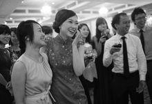A Wedding at Raffles Hotel by Feelm Fine Art Wedding Photography
