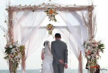 Religous Wedding Ceremony by lombok wedding planner