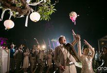 Plataran Cilandak Wedding & Prewedding : Eleni & Ken by ARA photography & videography