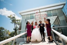 Wedding of Cherie & Garry by Electra Photography Bali