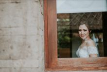 Wedding of Haryo and Levina by Tirtha Bali