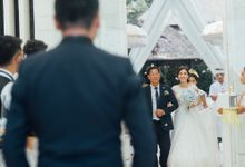 Real Wedding of Ceres and Alex at Villa Tirtha by Tirtha Bali