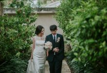 The Wedding of Juvecia and Wei Hao at Villa Tirtha by Tirtha Bali