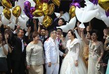 Ezra & Margot 5 Juni 2015 Di Thamrin Nine Ballroom by Tonny & Lifetime Wedding Organizer