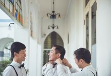 The Wedding of Rocky & Margaret by HE Photoworks