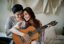 CALVIN & SOFIE PRE-WEDDING by ISEI