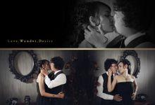 IRINE - ERWIN COLLAGE ALBUM by Lovara Wedding
