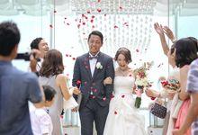 Mr & Mrs Egi Wedding by Vilia Wedding Planner
