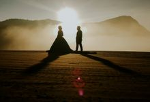 The Prewedding of Edward and Tressy - Bromo by Lighthouse Photography