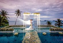 Maggie Jeff  Wedding at Conrad Koh Samui by BLISS Events & Weddings Thailand
