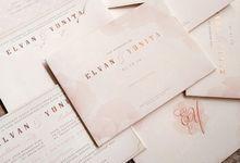 The Wedding of Elvan & Yunita by Memento Card
