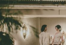 Ghea & Ejjam Engagement Day by Calia Photography