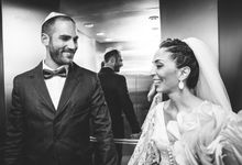Esti & Omri's Magical Wedding by Vered Vaknin