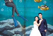 Pre-Wedding - Echo & Yan by Eric Hevesy Photography