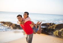Prewedding Of Ayu Lestari and Kurniawan by Nika di Bali