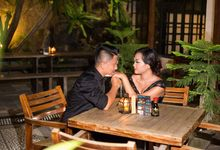 Ita Rully Prewedding by Pixella