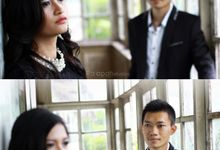 Prewedding Photoshoot by Coklat Photo Surabaya