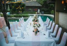 Wedding Venue by The Tanjung Benoa Beach Resort Bali
