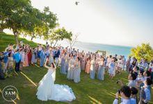 Bali Destination Wedding- Edwin & Michelle by Sam Photo