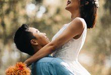 Prewedding Visual Eileen & Albert by Kevin Novart Visual