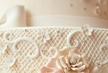 5 tiers by Elly`s Cake Art Boutique