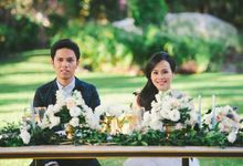 Jalilo & Vanessa Elopement by Lloyed Valenzuela Photography